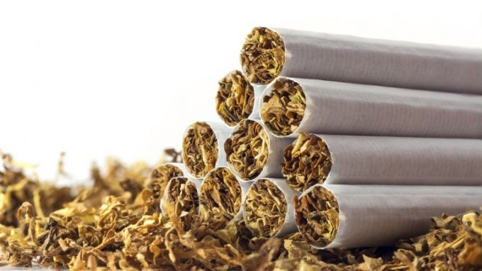Служители на реда са конфискували незаконни цигари от къща в