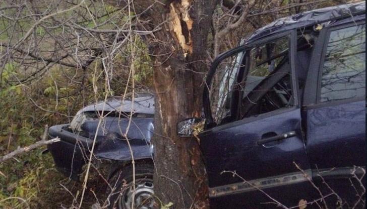 Жена е пострадала при катастрофа във Видинско през уикенда, съобщиха