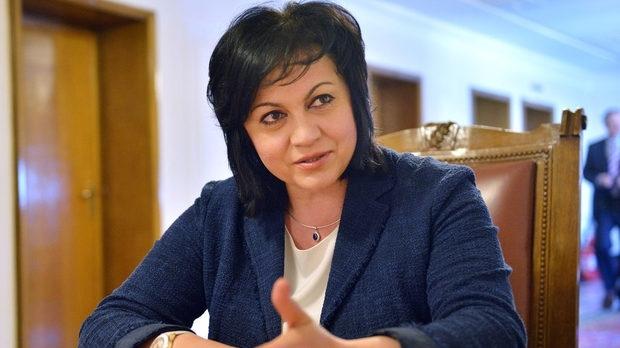 Корнелия Нинова: Искаме изслушване на Бойко Рашков за подслушванията