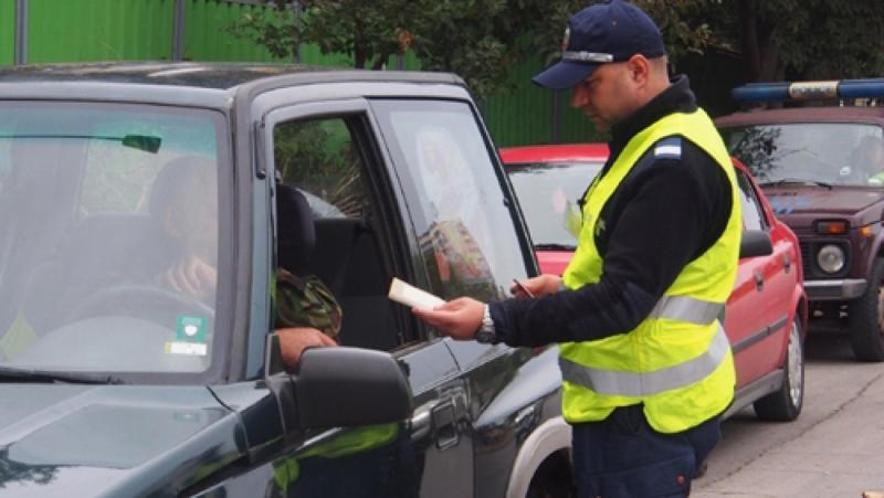 За 24 часа:  С масови проверки се отчете видинската полиция