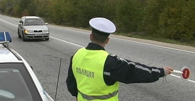 Заловиха 23-годишен неправоспособен водач да шофира във Врачанско
