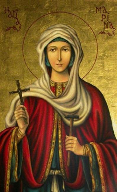 Днес почитаме девойка, отдала се на Христа! Вижте кой черпи