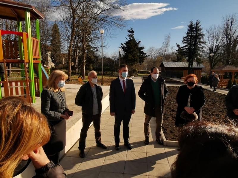 """""""Въпреки пандемията инвестициите в село Баница са над 152 000"""