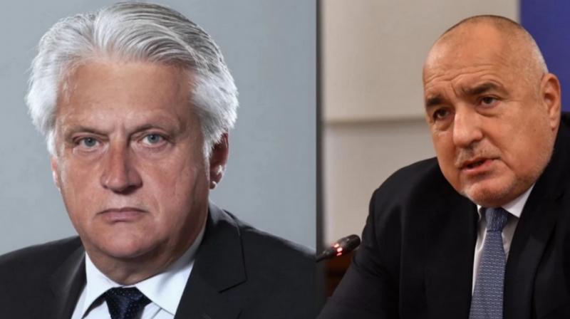 """От централата на партия """"Атака"""" поискаха служебният вътрешен министър Бойко"""
