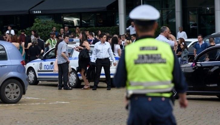Силите на охранителната полиция и на жандармерията са в готовност