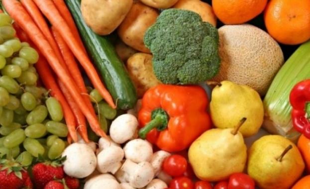 Индексът на тържищните цени, който отразява цените на хранителните стоки