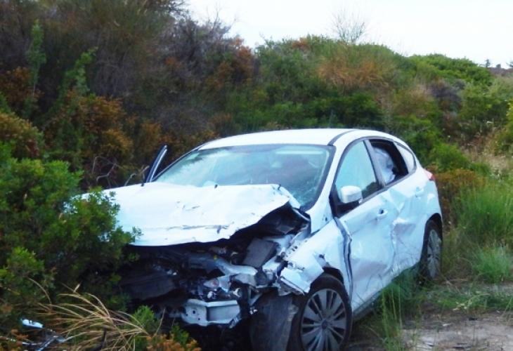 47-годишен българин загина при катастрофа на гръцкия полуостров Халкидики. Инцидентът
