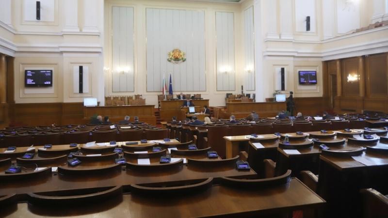 Парламентарната група на ГЕРБ реши да не участва в извънредното