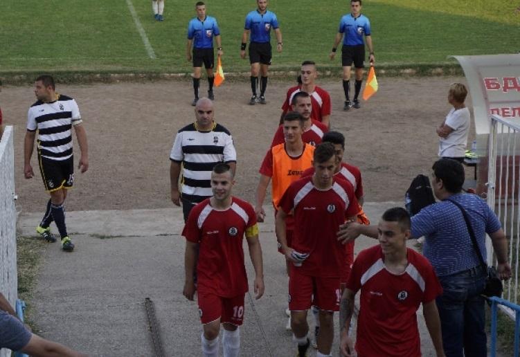 """""""Бдин"""" записа втора победа в първенството на Северозападна трета лига"""