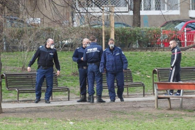 Двама мъже са санкционирани за нарушение на противоепидемичните мерки по