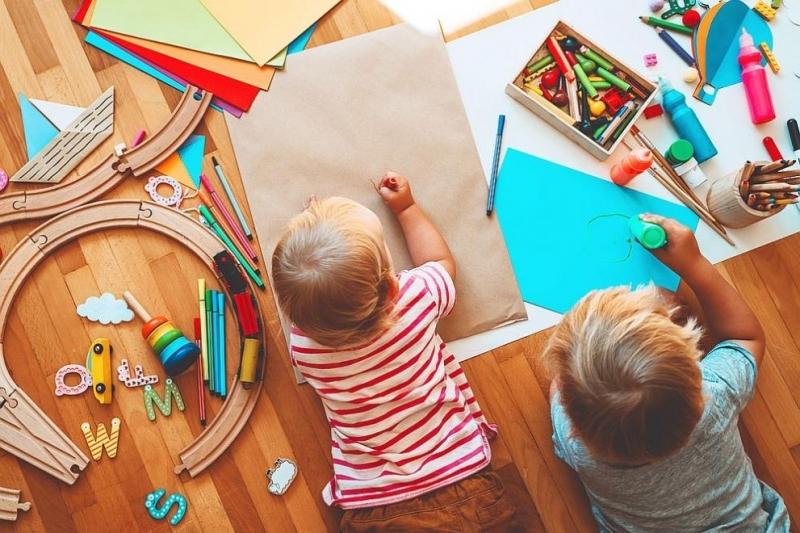 """""""Резултатите от тестването на персонал и деца в детска градина"""