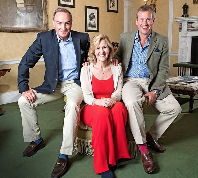 55-годишният братовчед на кралица Елизабет II лорд Ивар Маунтбатън за