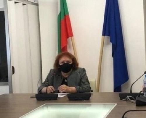 Областният управител Малина Николова с призив към врачани заради ръста на заразени с COVID-19