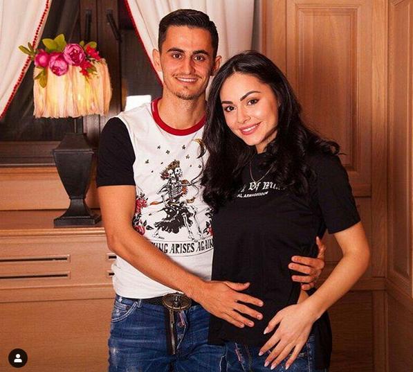 Националът Георги Костадинов чака първото си дете. Това стана ясно