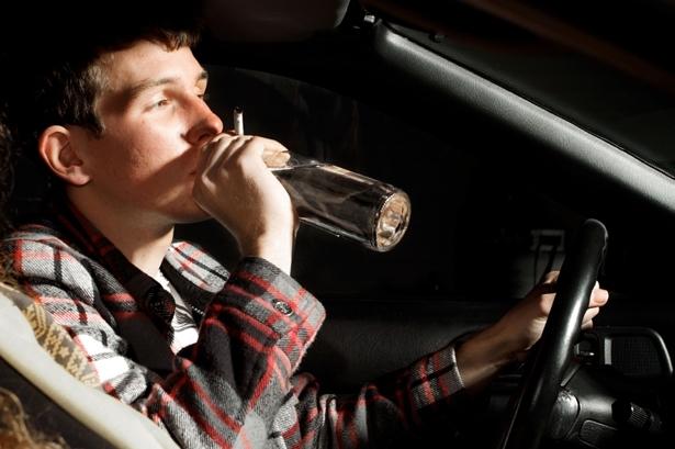 Трима пияни шофьори бяха наказани с актове