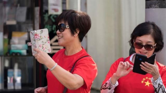 Китай въвежда задължително лицево разпознаване на всеки, който поиска да