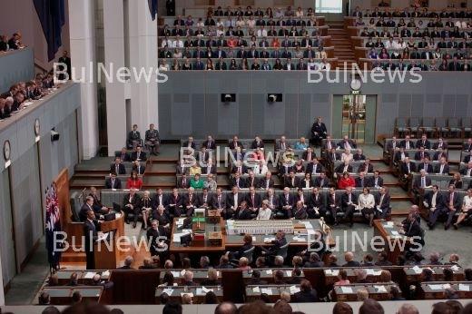 Криза в Австралия, свикват нови парламентарни избори