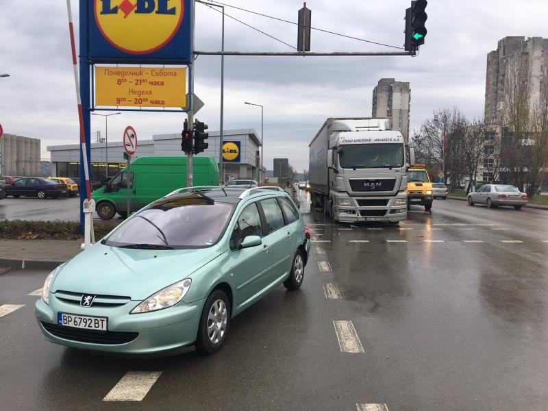 МВР излезе с официална информация за вчерашната катастрофа до автогарата