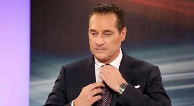 Бившият австрийски вицеканцлер и бивш шеф на Австрийската партия на