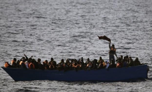 Либийската брегова охрана спаси 700 имигранти през последните няколко дни,