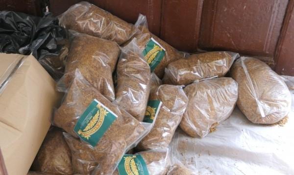 Полицията е заловила поредният жител на Буковлък с незаконен тютюн