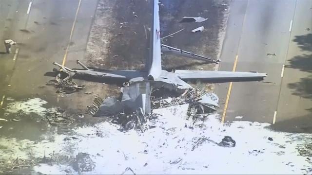 Малък самолет е катастрофирал в американския щат Луизиана в четвъртък,