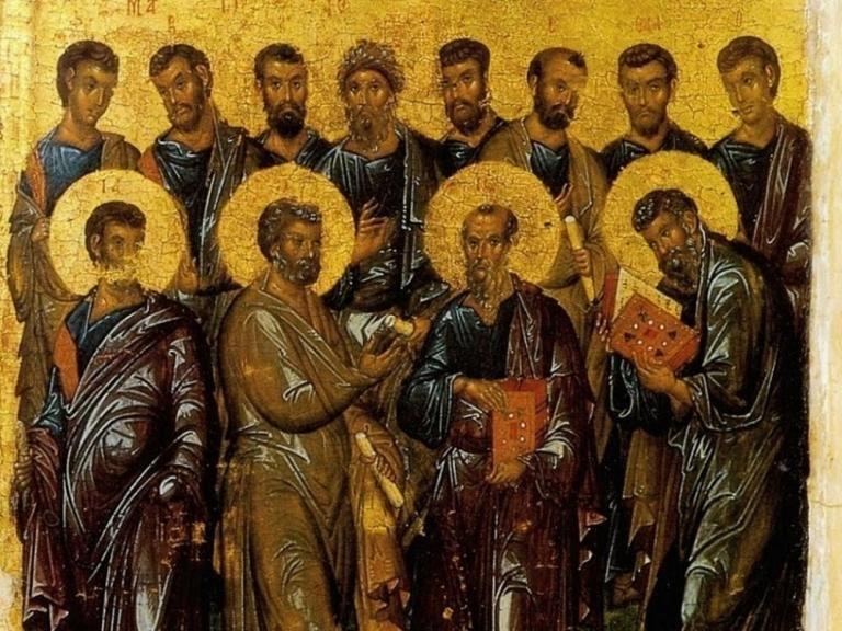 На 30 юни църквата чества Съборa на светите славни и