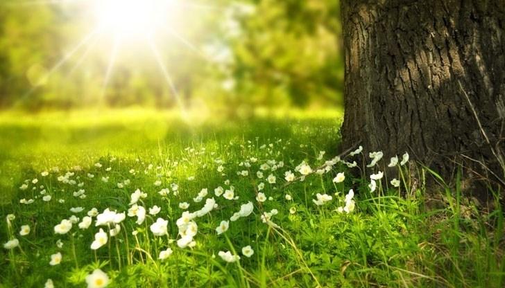 С топло време и слънце ще започне новата работна седмица,