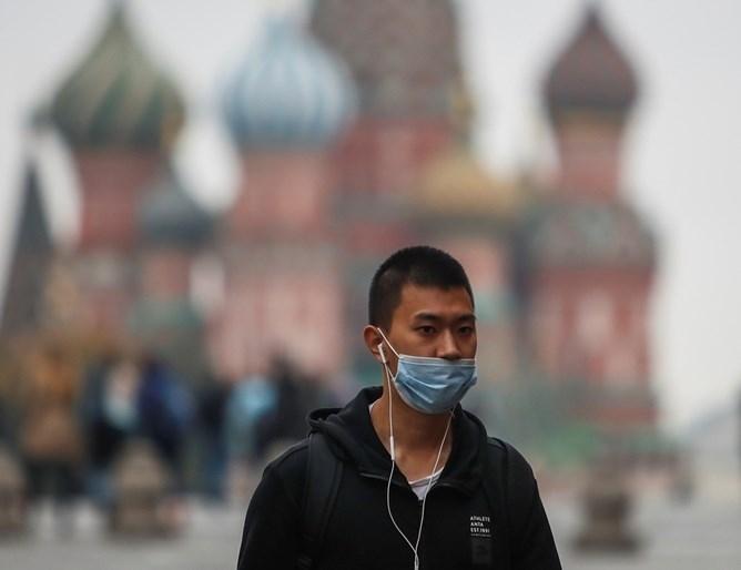 Броят на потвърдените случаи на COVID-19 в Русия нарасна през