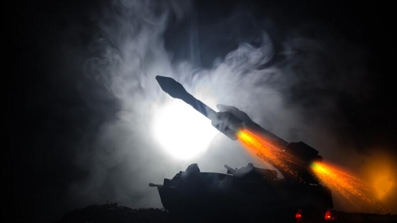 Палестинските радикални групировки от Ивицата Газа са изстреляли три ракети