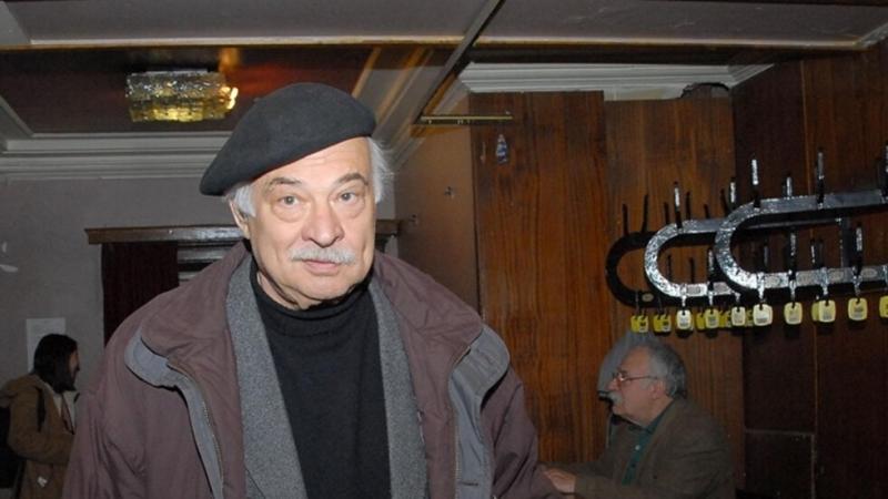 На 82-годишна възраст почина обичаният български актьор Вълчо Камарашев, съобщиха