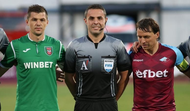 """""""Ботев"""" (Враца) постигна първа победа в елита, след 2:1 над"""