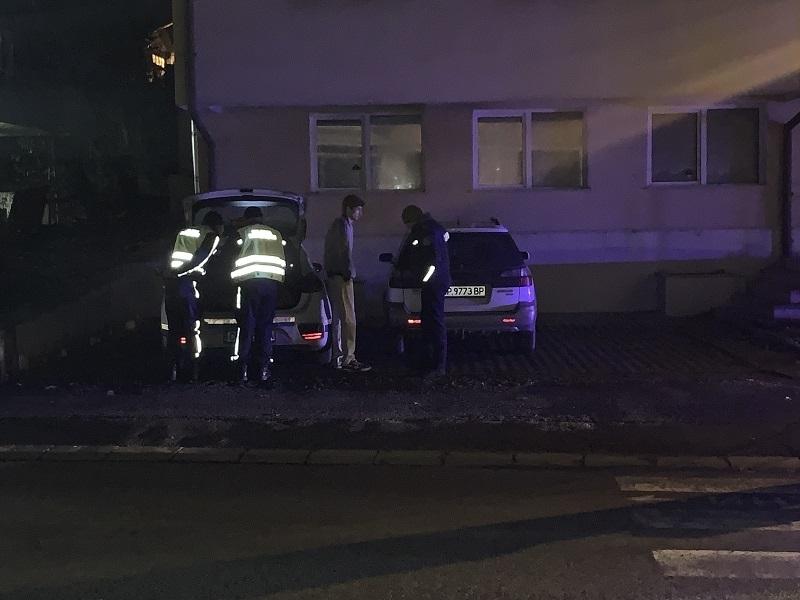 Полицията излезе с официална информация за заловения надрусан шофьор във