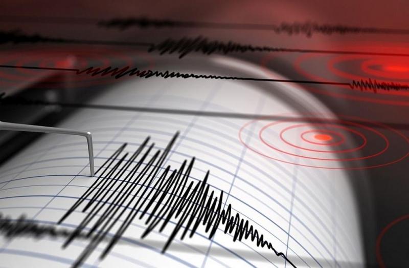 Слабо земетресениес магнитуд 2.5 по Рихтер е регистрирано в района