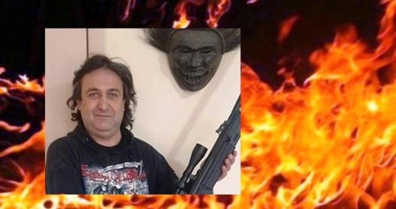 Снимка: Варненецът, заплашил Бойко Борисов с убийство във фейсбук, е в болница с тежки изгаряния! Борят се за живота му