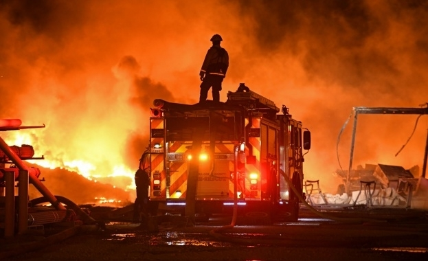 Огнен ад! Два пожара вилняха във Врачанско през последното денонощие