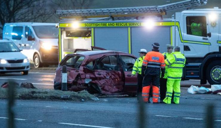 Пенсионерът, който прегази двама българи, излетели от автомобил при катастрофа