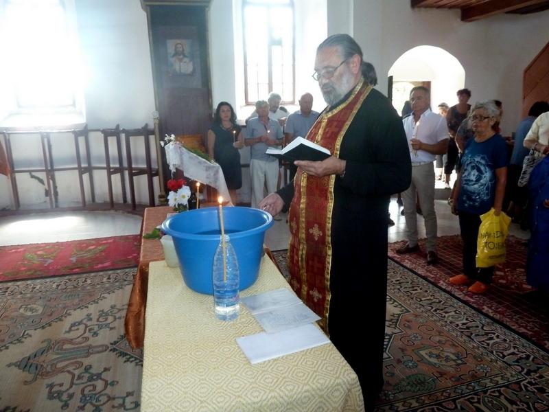 Снимка: В Малорад отбелязаха Богородица с курбан