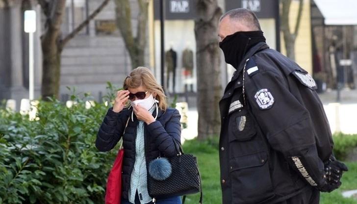 Нови 22-ма нарушители са били санкционирани за нарушаване на мерките,