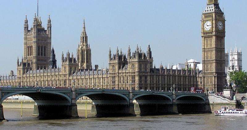 Британският парламент се разпуска за втори път. Спирането на работата