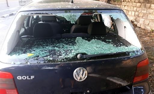 Потрошиха колата на младеж в Монтана, съобщиха от пресцентъра на