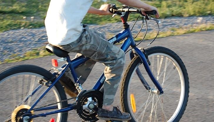 Заловиха извършителите на кражба на велосипед от мазе на апартамент