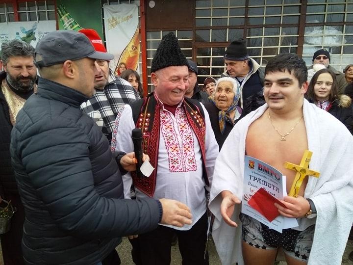 За първи път отбелязаха Йордановден във врачанското село Лиляче /снимки/