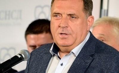 Новоизбраният сръбски член на колективното босненско председателство /президентство/ Милорад Додик