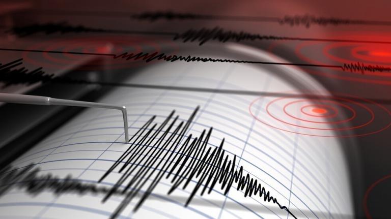 Земетресение с магнитуд 4 е било регистрирано днес в морето