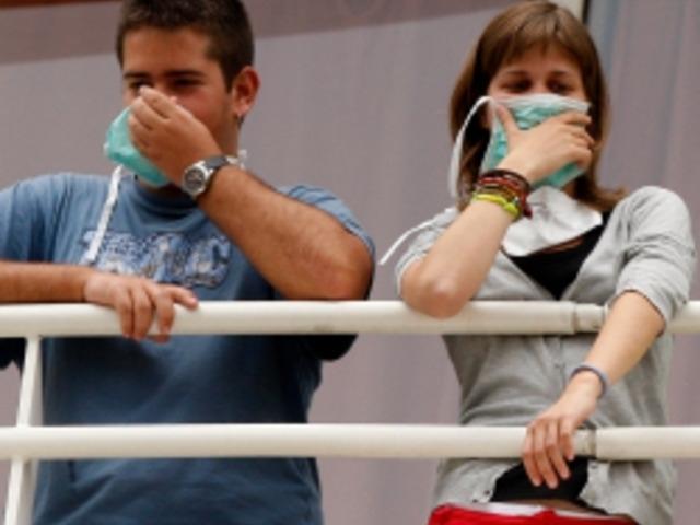 27 жители на област Враца са пипнали заразни вируси през