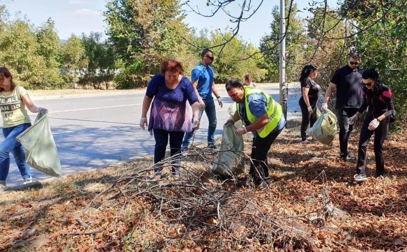 Областна администрация – Враца се включи активно в Националната доброволческа