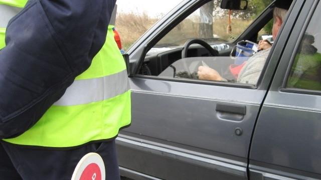 Полицията е хванала шофьор без книжка в Козлодуй, съобщиха от
