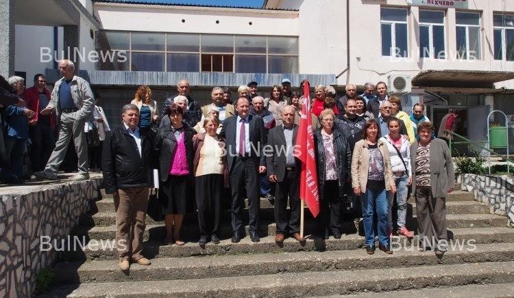 АБВ в Бойчиновци напусна партията и се върна в БСП