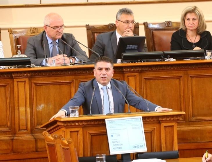 Данаил Кирилов обясни подробно идеята на ГЕРБ за нов референдум за мажоритарния вот